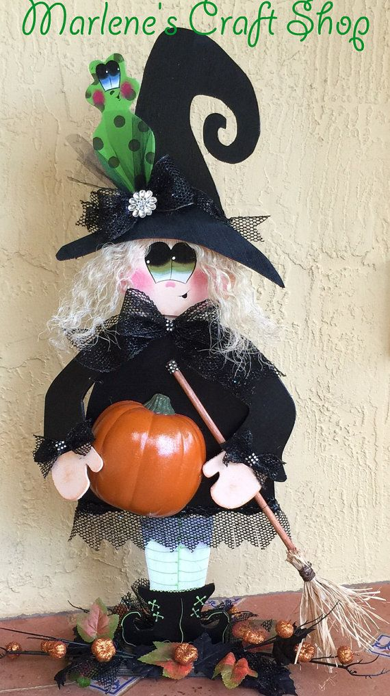 Halloween Witch Decoration,Halloween witch stand,Halloween porch - witch decorations