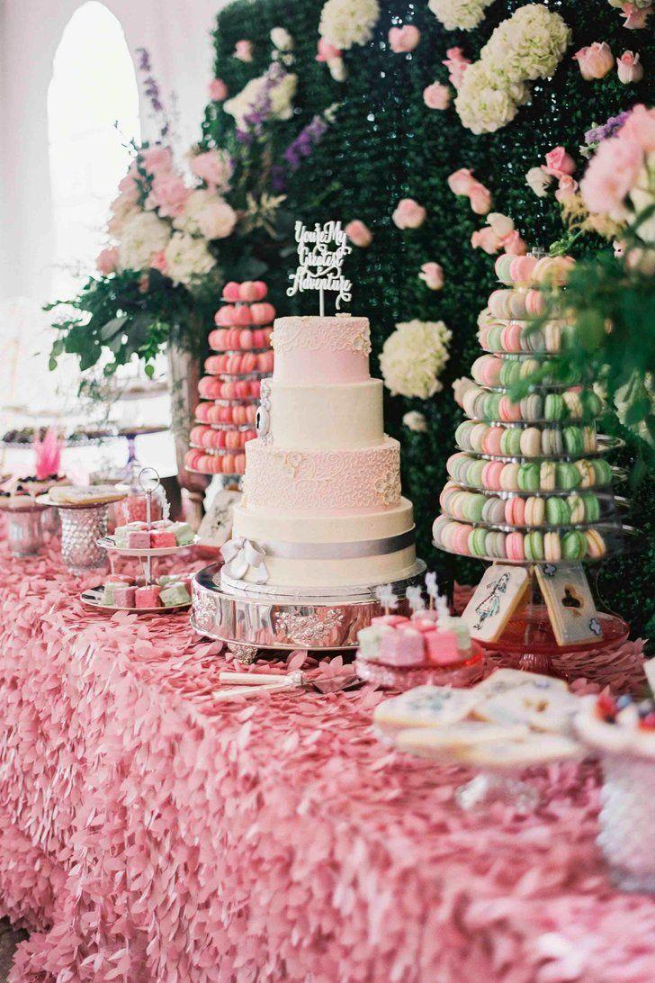 9 Ways You Can Make Your Wedding Millennial Pink | Weddings, Wedding ...