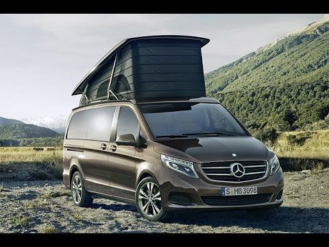 Mercedes Marco Polo 2014 - Luxus-Camper
