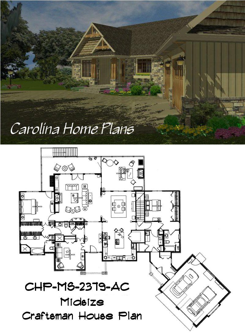 Sophisticated Rustic House Plans House Plans By Category Craftsman House Plans House Plans Accessible House Plans