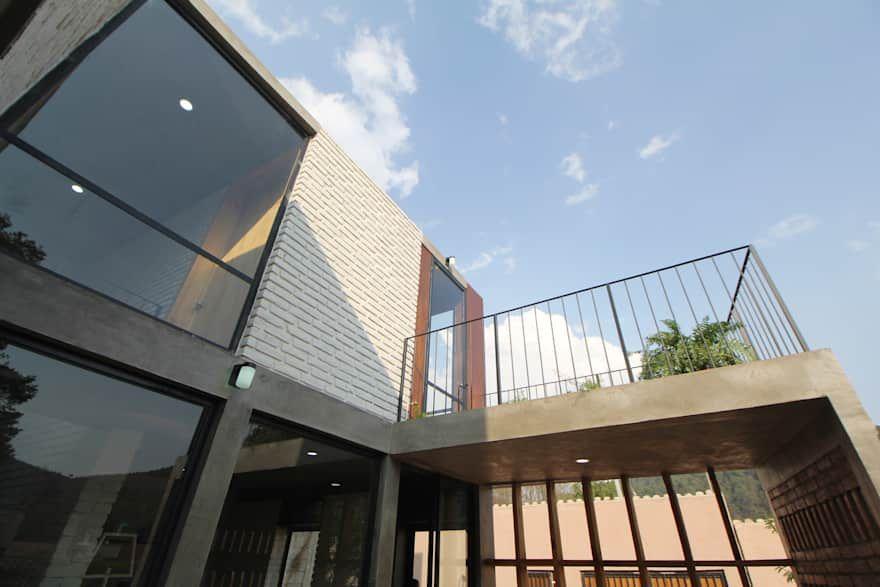 Casa Santa Rita De Apaloosa Estudio De Arquitectura Y Diseno
