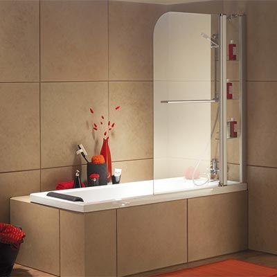 pare baignoire 2 volets almany jacuzzi espace aubade sdb pinterest pare baignoire. Black Bedroom Furniture Sets. Home Design Ideas
