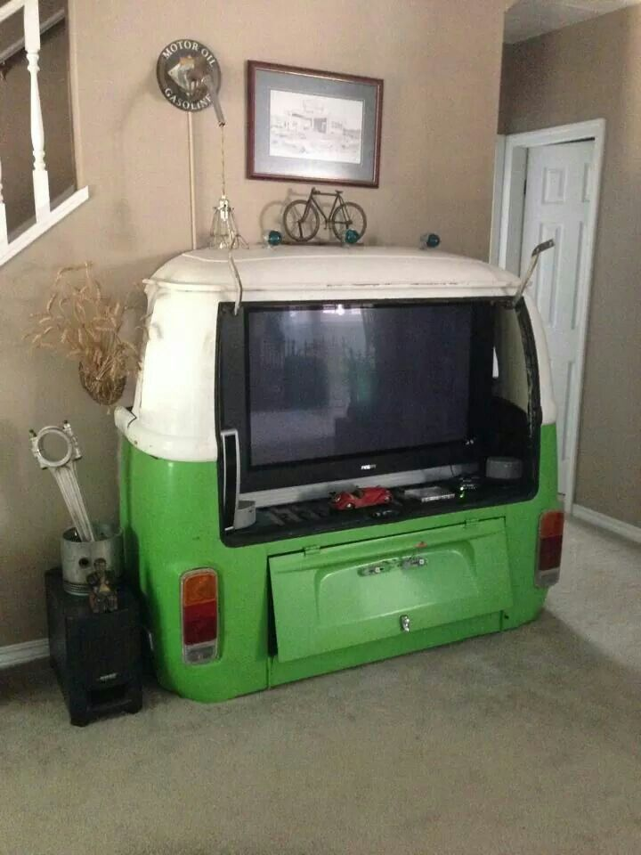 Cool Tv Stand Cool Stuff In 2019 Automotive Furniture