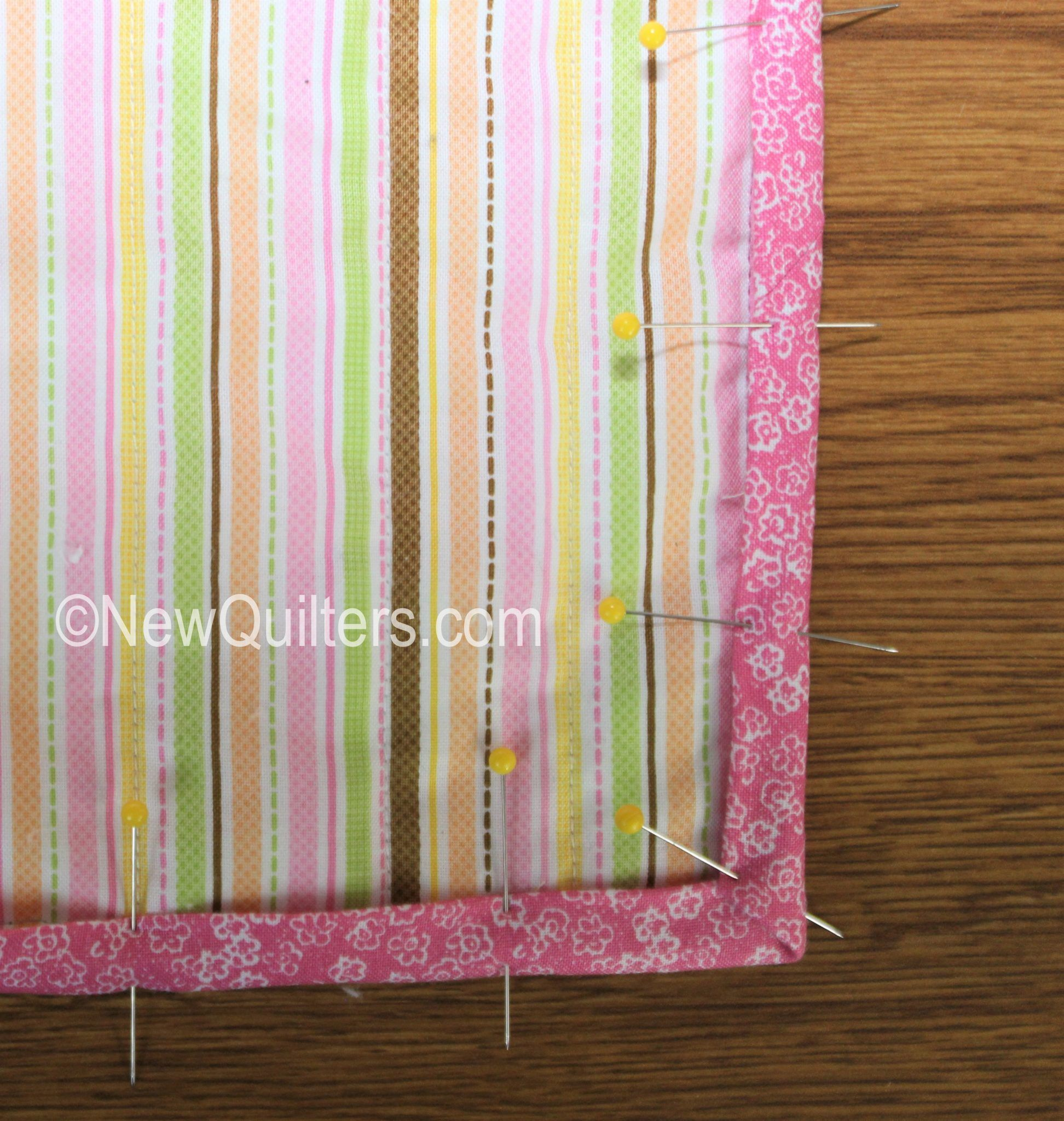 How To Machine Bind A Quilt (No Hand Sewing!)