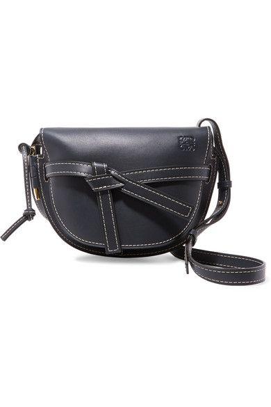 0bda9efcc LOEWE GATE SMALL LEATHER SHOULDER BAG. #loewe #bags #shoulder bags #leather  #