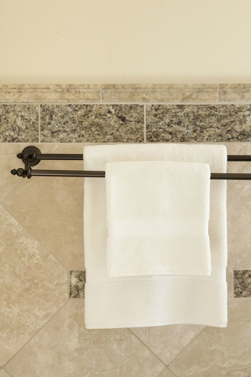 Solved! The Perfect Height for Towel Bars and Hooks