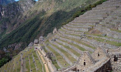 Who hasn't always wanted to... Machu Picchu - Peru http://buff.ly/1n3uUAq