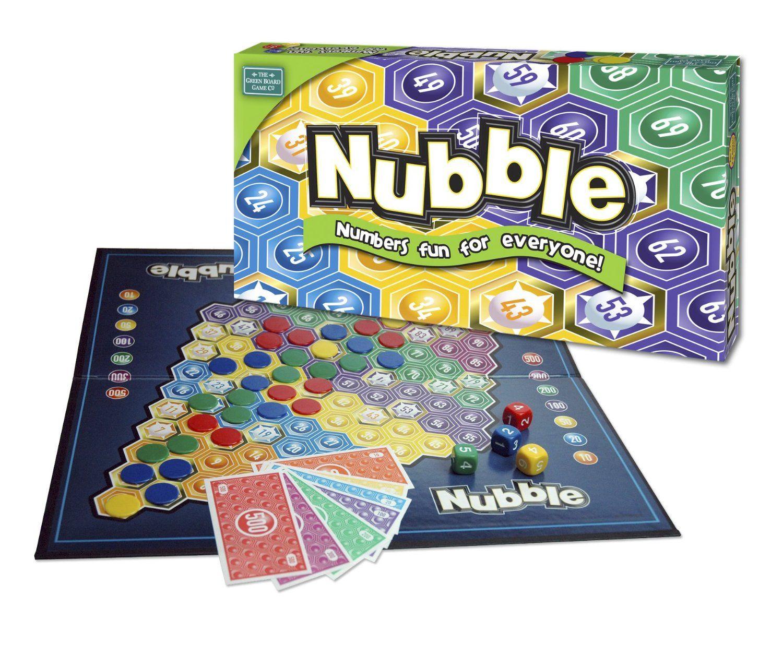 Nubble Board Game Amazon.co.uk Toys & Games Board