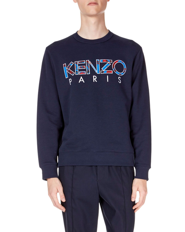 71f8c07b8fd KENZO MEN S PARIS CLASSIC FIT SWEATER.  kenzo  cloth