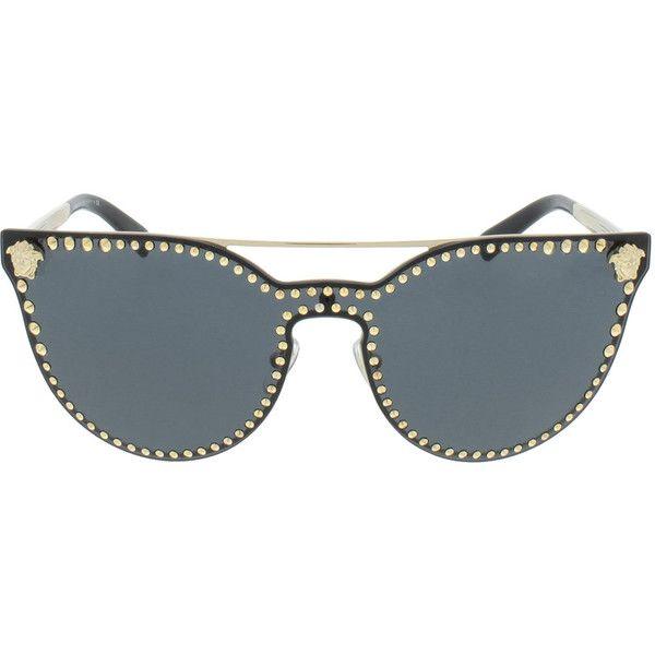 2287e72e6e2a Versace Sunglasses - VE 0Ve 2177 45 125287 - in gold