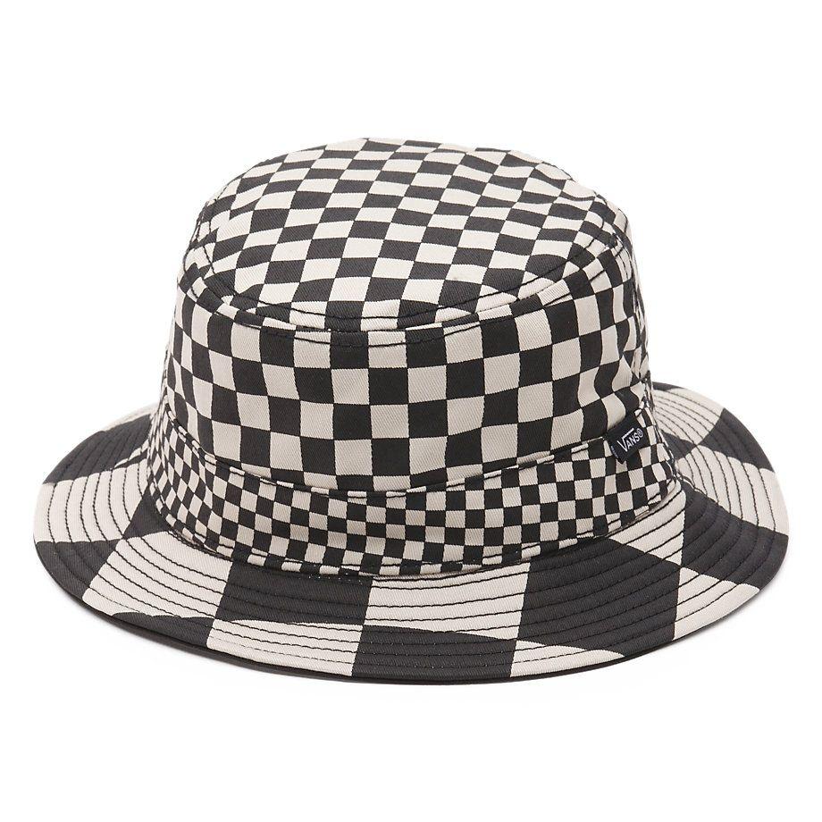 d1942b9f8a Checker Bucket Hat  V4PCT8  -  30.00   Vans Shop