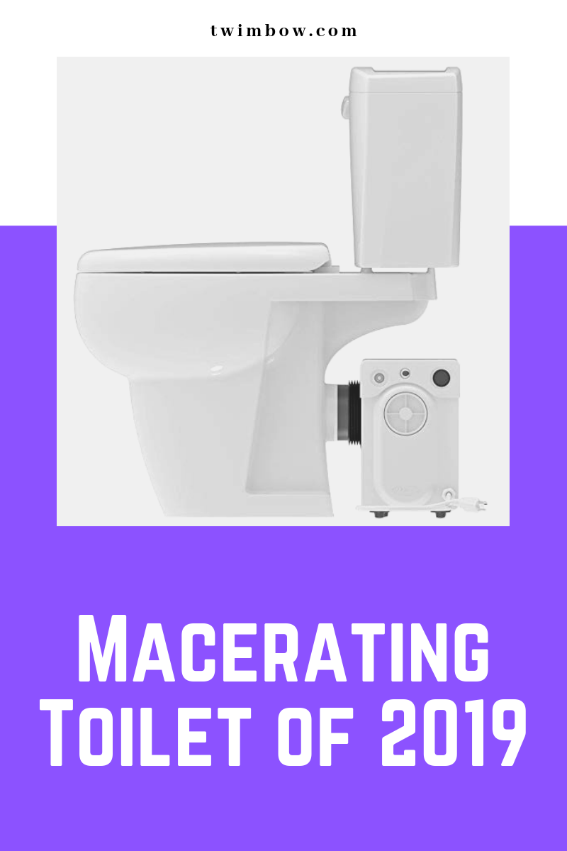 Top 5 Macerating Toilet Of 2019 Bonus Saniflow Upflush Toilet Reviews Upflush Toilet Toilet Basement Toilet