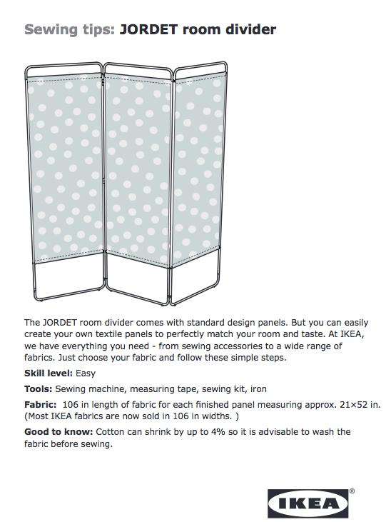 DIY Pinterest Ikea room divider Divider and Halloween garland