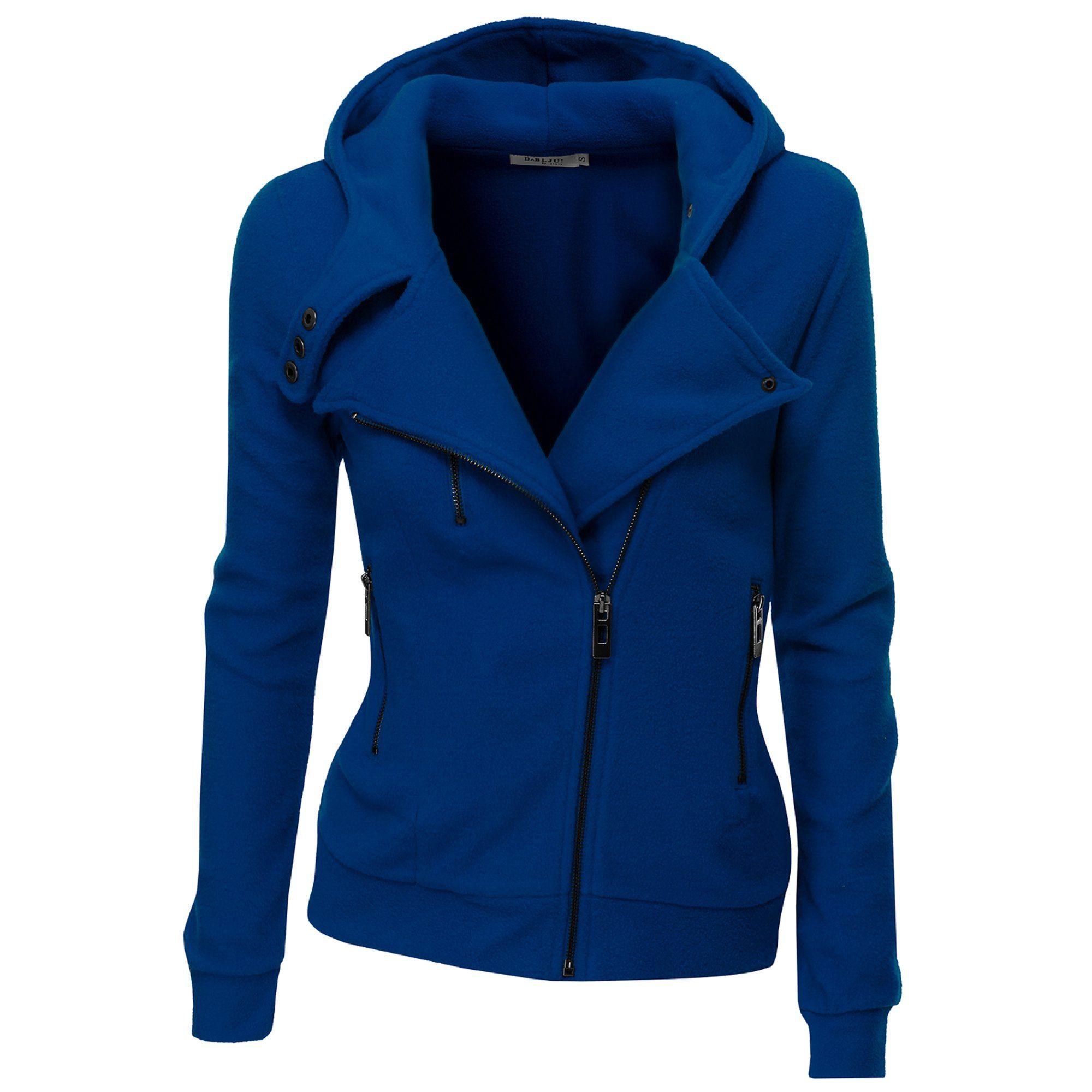 Doublju Doublju Women S Women S Fleece Casual Zip Up High Neck Hoodie Jacket Walmart Com In 2021 Hoodie Jacket Fleece Moto Jacket Womens Moto Jacket [ 2000 x 2000 Pixel ]