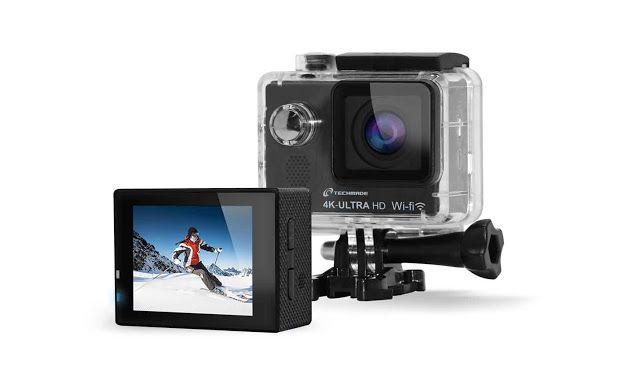 Fantechnology: Low cost e potente: Xtech Camera 4K la nuova actio...