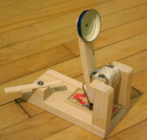 Egg Catapult Designs Rat Trap Catapult Craft Pinterest Rat