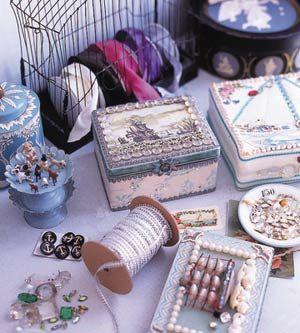 embellished box