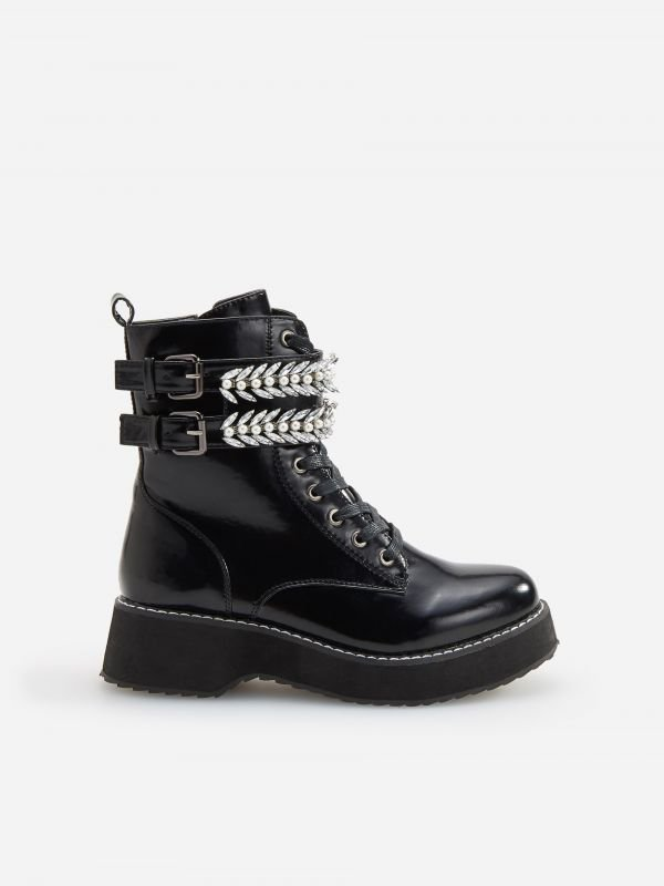 Reserved Com Kupuj Online Reserved Boots Shoes Combat Boots