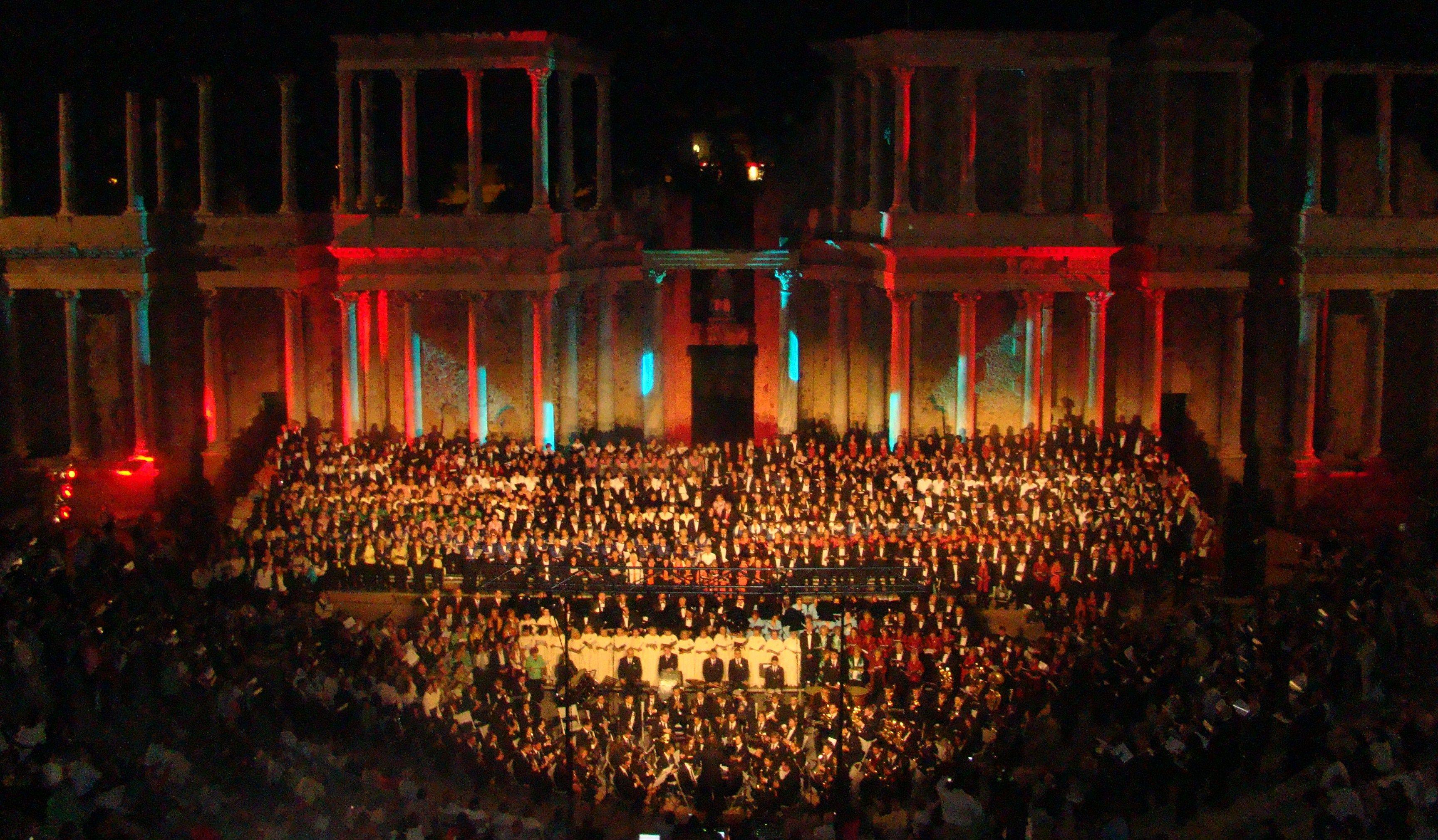 teatro romano de merida - Google-søk