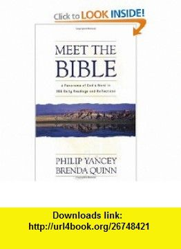 Meet the bible a panorama of gods word in 366 daily readings and meet the bible a panorama of gods word in 366 daily readings and reflections 9780310243038 fandeluxe Document