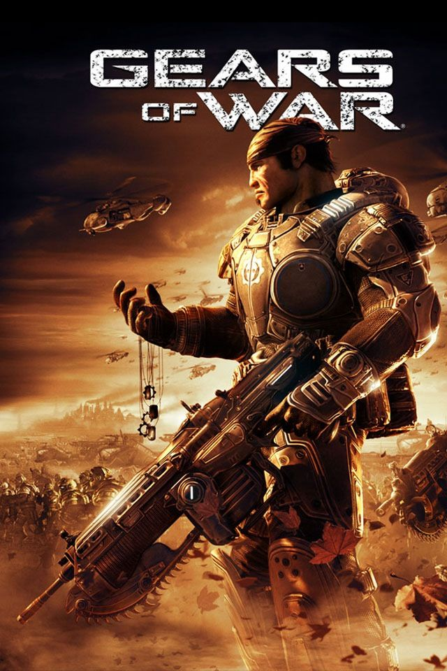 Gears of war man!!