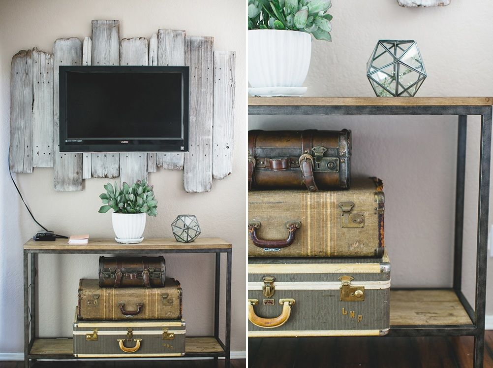 10 Tips For Decorating Around Your Mounted Tv Wall Decor Above Tv Tv Wall Decor Living Room Decor Tv