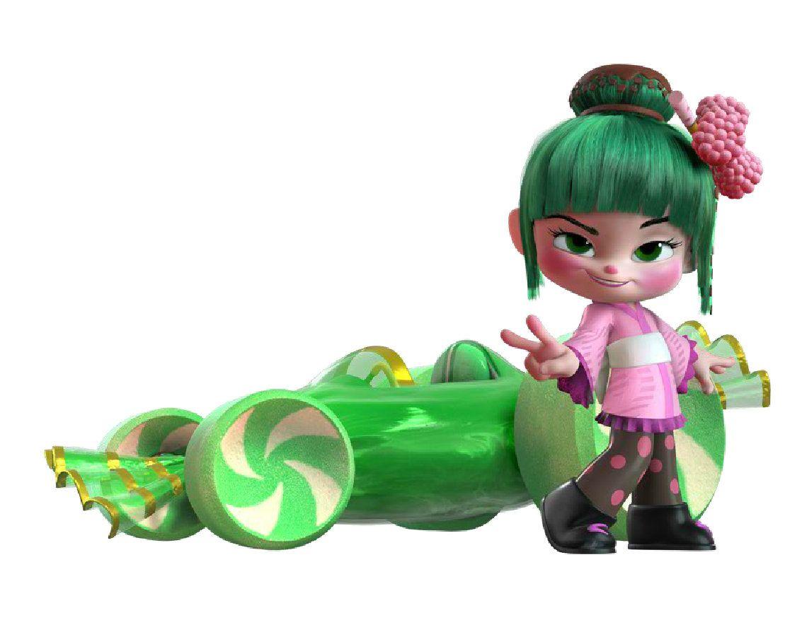 wreck it ralph sugar rush minty zaki wwwpixsharkcom