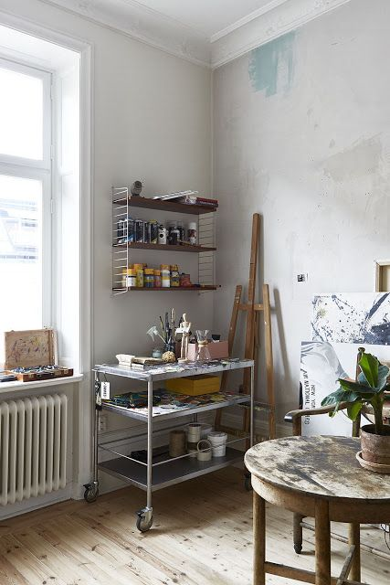 Virlova Interiorismo: [Home] Carácter industrial en mini loft