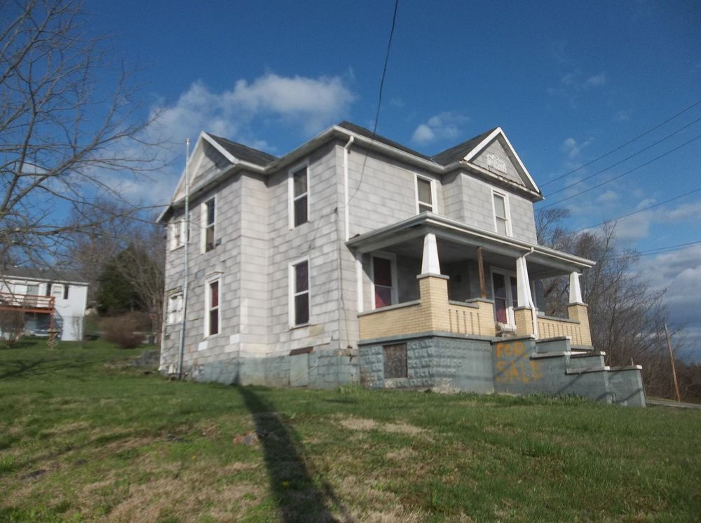 House With Lot In Corbin Ky 1302 S Main Commercial Residential C 1 Us 25w Residential Old Houses House