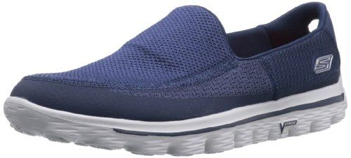 Skechers Mens Go Walk 2 Athletic And Outdoor Sandals 53590 Navy
