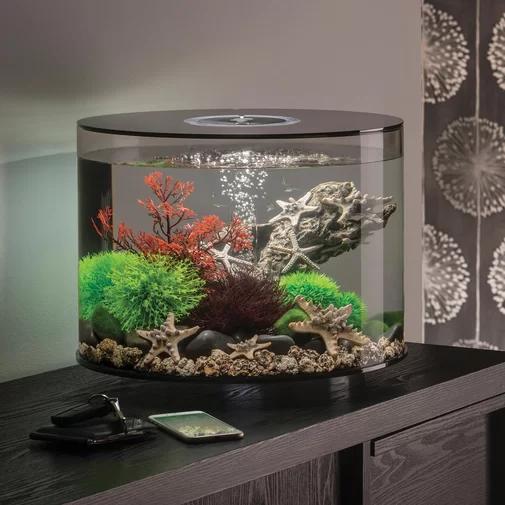 15 LED Aquarium Tank Aquarium stand, Aquarium, Biorb