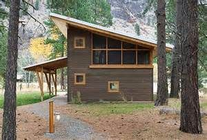 Small Modern Cabin With Loft Yahoo Image Search Results House Architecture Design Cabin Design Small Modern Cabin