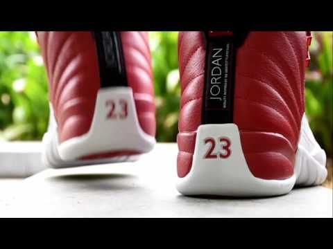 sports shoes e9150 36b7a Authentic Jordan 12 Gym Red on foot review - sneakerjumpman ...