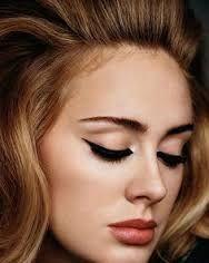 Resultado de imagem para adele makeup