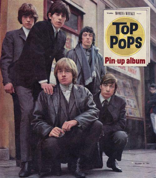 Brian Jones, Fundador The Rolling Stones