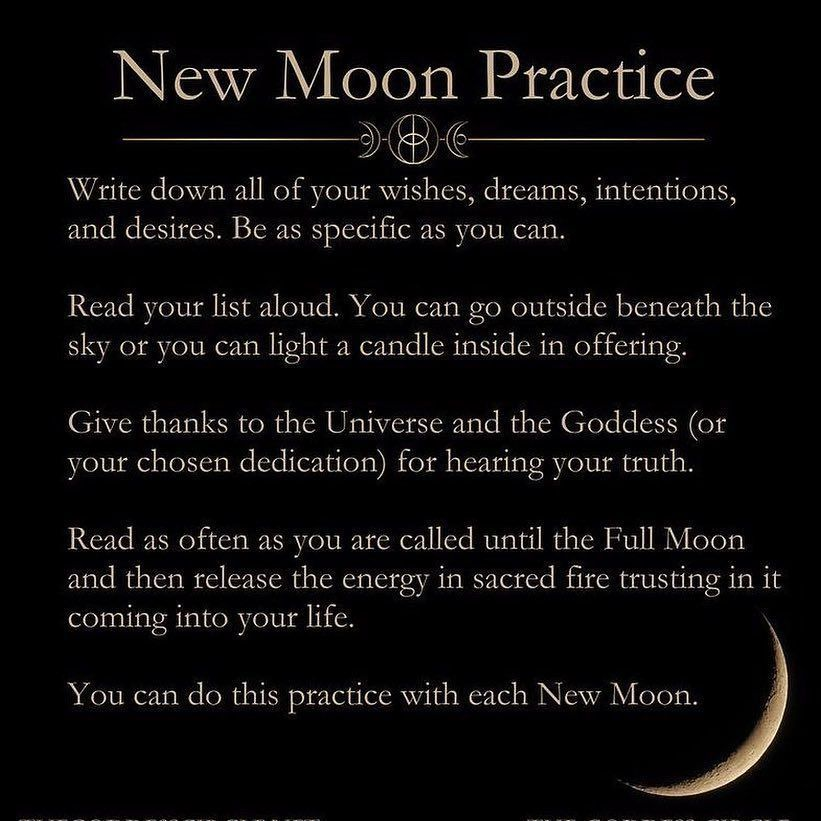 """SpellCasts.com on Instagram: """"Happy New Moon in Taurus! ???? New moon coven spell castings are taking place today & tomorrow – link in stories for more information ???? ???? ???? ????…"""" #newmoonritual SpellCasts.com on Instagram: """"Happy New Moon in Taurus! ???? New moon coven spell castings are taking place today & tomorrow – link in stories for more information ???? ???? ???? ????…"""" #newmoonritual SpellCasts.com on Instagram: """"Happy New Moon in Taurus! ???? New moon coven spel #newmoonritual"""