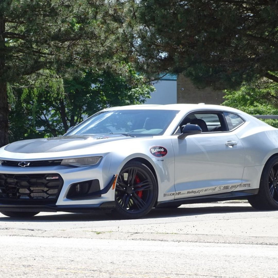Chevy Camaro ZL1 Twin Turbo For Sale!