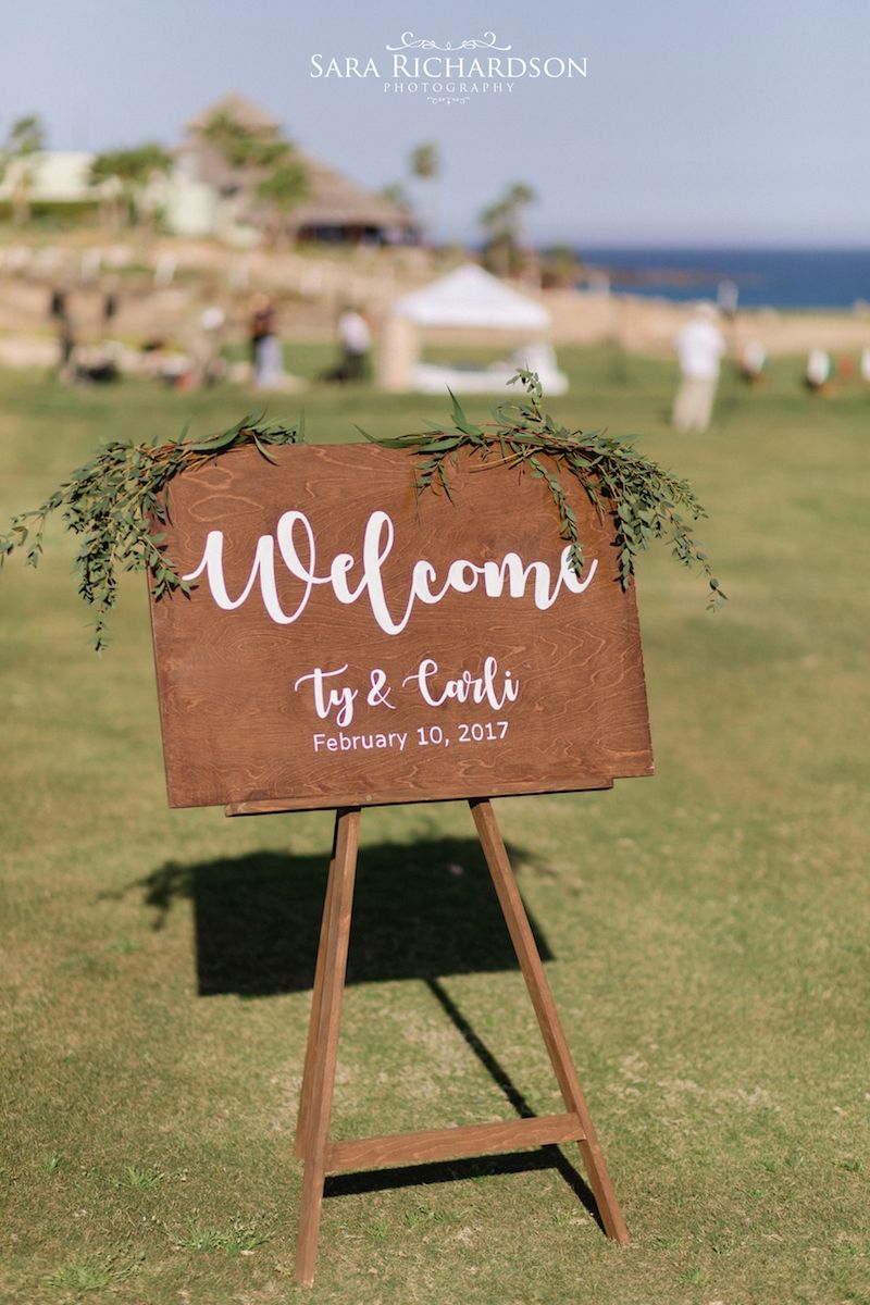 Mexican wedding decoration ideas  Cabo Wedding Ceremony  Destination Wedding by Amy Abbott Events