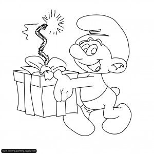 Brainy Smurf New Clothes In The Smurf Coloring Page Kids Play Color In 2020 Cartoon Coloring Pages Cool Coloring Pages Coloring Pages
