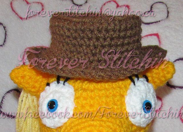 Free Amigurumi Downloads : Applejack hat for your amigurumi free crochet pattern pdf