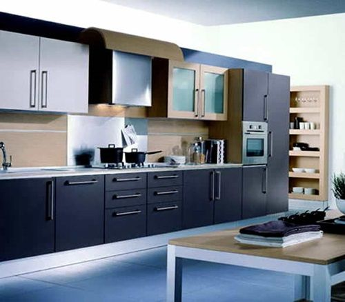Kitchen Interiors Inspiration Wonderful Modern Kitchen Interior Design  Home Decorating