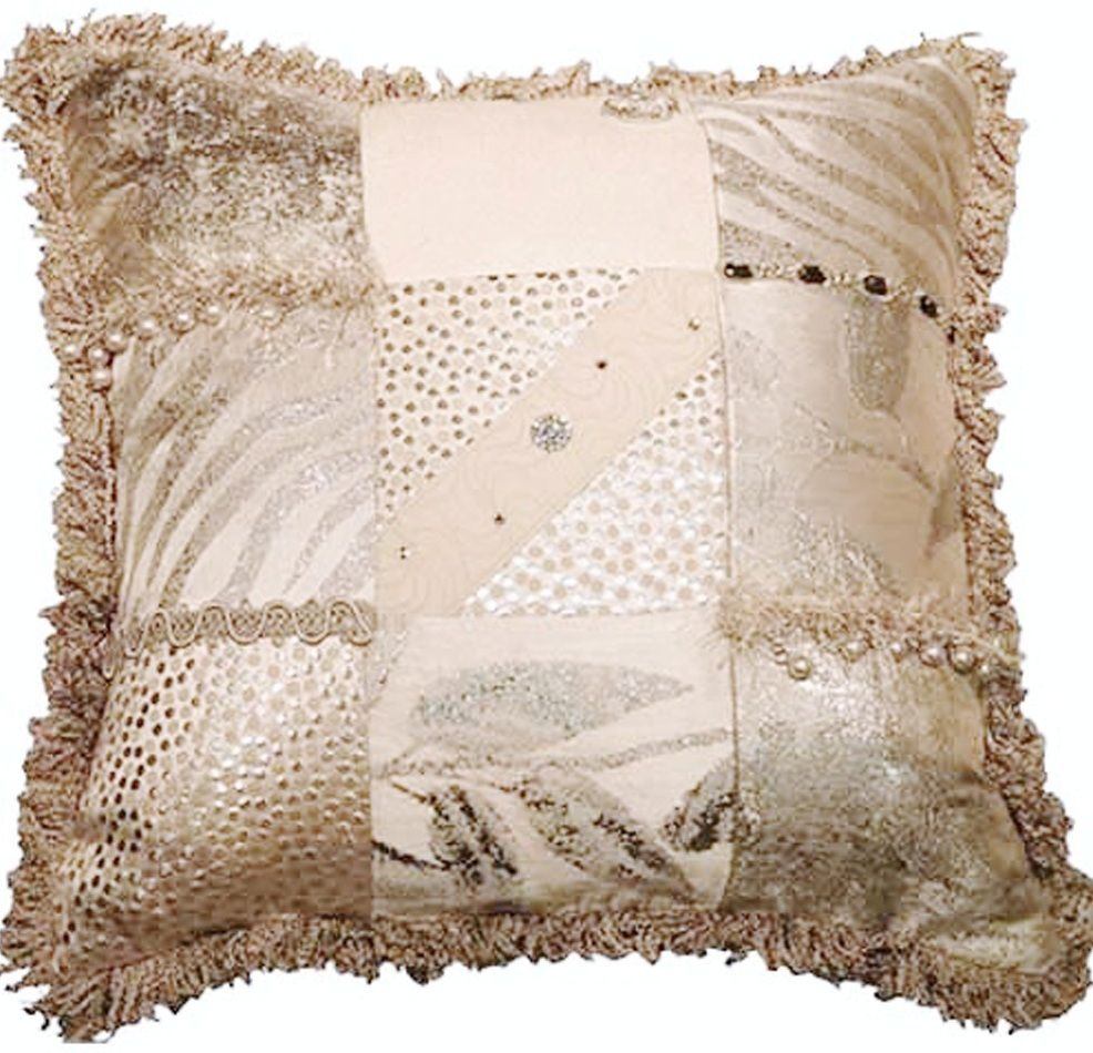 ACCENT PILLOWS by Reilly-Chance Collection: Posh #20...(20x20 ...