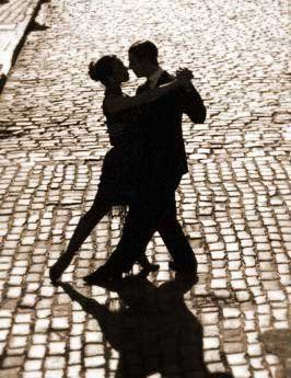 Learn to tango (properly)