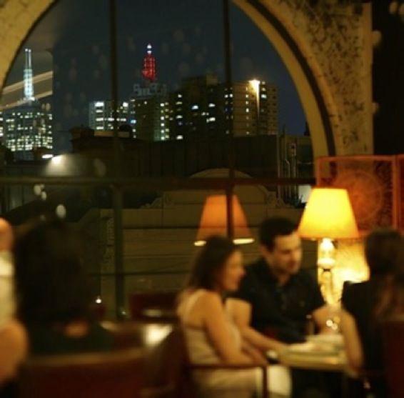 The Panama Dining Room Bar Smith Street Fitzroy