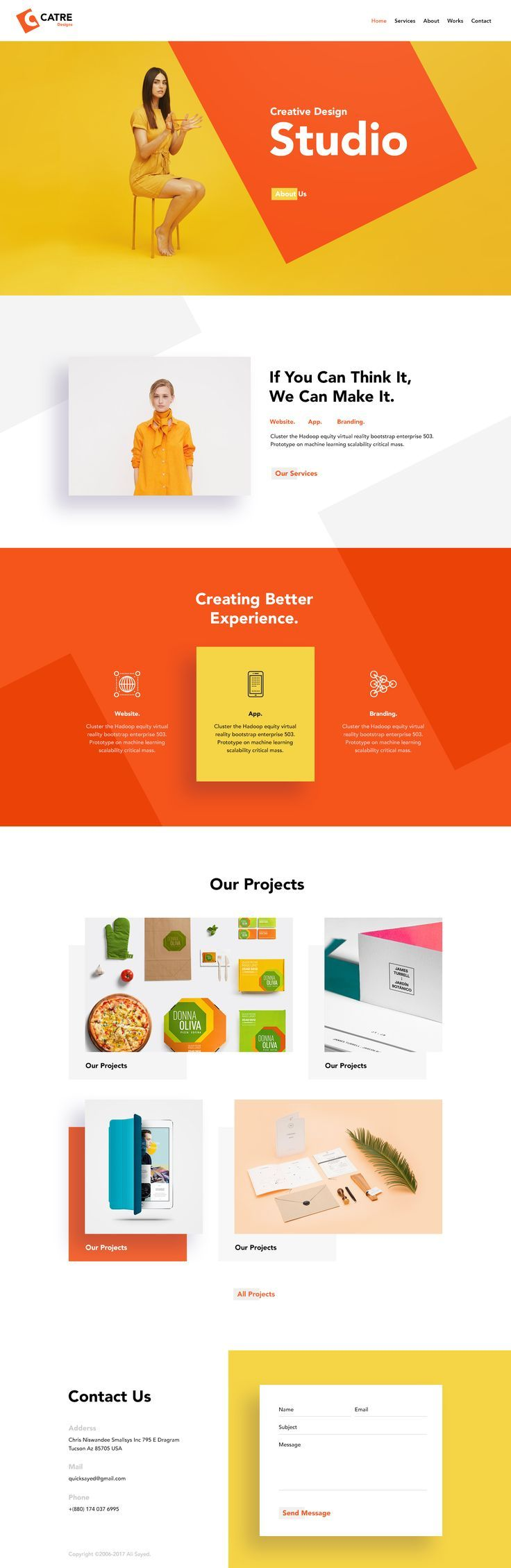 Creative Design Agency Website If You Like Ux Design Or Design Thinking Check Out Theu Agency Website Design Creative Design Agency Business Website Design