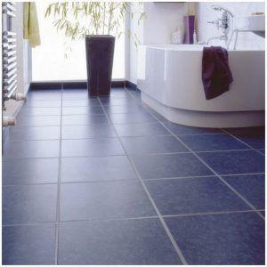 Dark Blue Vinyl Floor Tiles