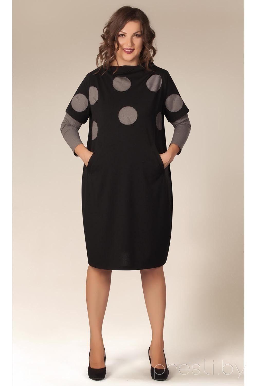 8820a6758c4 Платье Ollsy 1364 черный