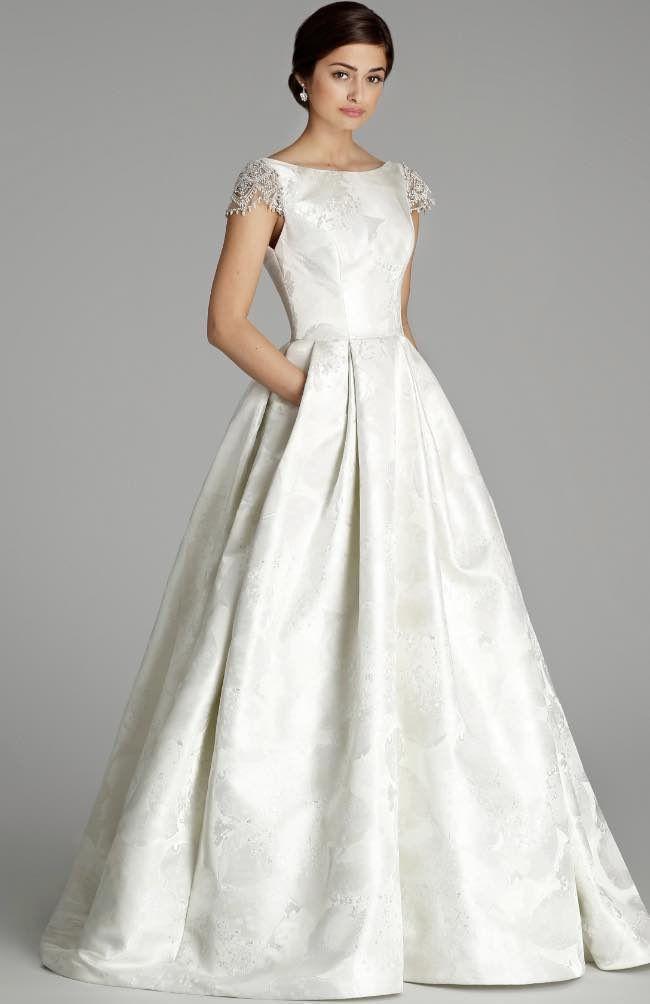 Courtesy of Alvina Valenta Wedding Dresses from JLM Couture; Wedding ...