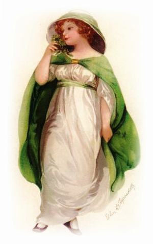 st-patricks-day-woman-in-green-cape-free-clip-art.png 300×477 pixels