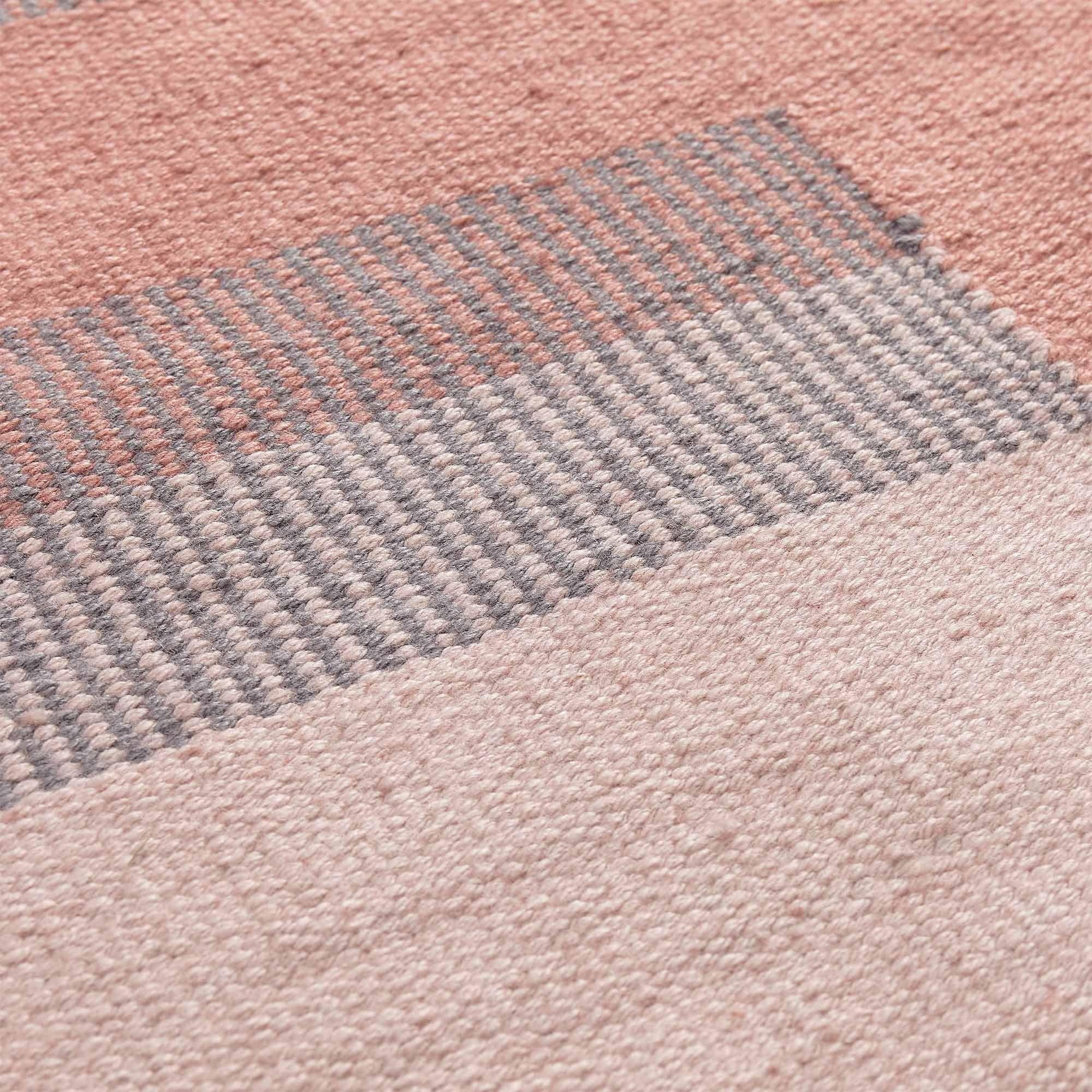 Outdoor Teppich Indari Grau Rosa Altrosa 170x240 Cm Teppich Grau Urbanara Und Versponnenes